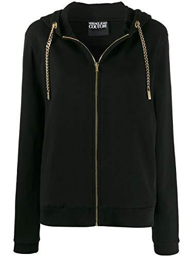 Versace Damer lätt tröja dam tröja, Svart (Nero 899), XS