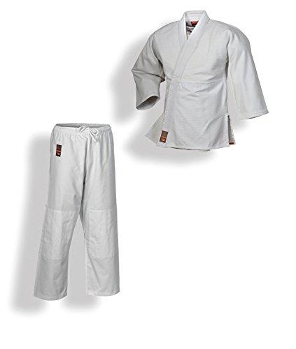 Kimono de judo de fuego