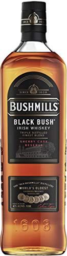 Bushmills Black Bush Irish Whisky, 70 cl