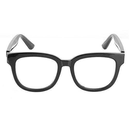Bediffer Gafas de Llamada KX2 de Nailon con Bluetooth Anti-luz Azul duraderas para música Deportiva
