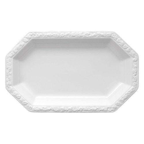 Rosenthal 10430-800001-12733 Maria Platte 33 x 20 cm,weiß