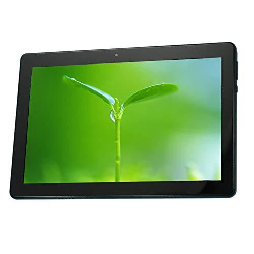Facibom X107 surfplatta 10 tum åtta-kärna ultratunn 32G HD Typec-port full Netcom Android lämplig för kontor hem (svart UK-kontakt)