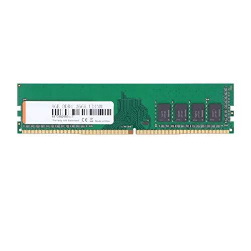 Zunate Módulo de Memoria RAM, DDR4 8GB 2666MHz 288pin RAM Memory Sticks para computadora de Escritorio, WALRAM Memory RAM Full Compatible para Intel/para AMD