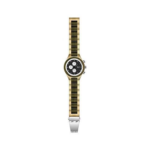Orologio da polso uomo Green Time in legno ZW101B