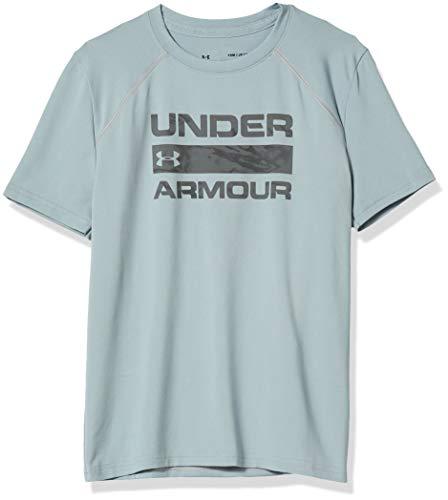 Under Armour Boys' Ua Sky Camo Shore Break Ss