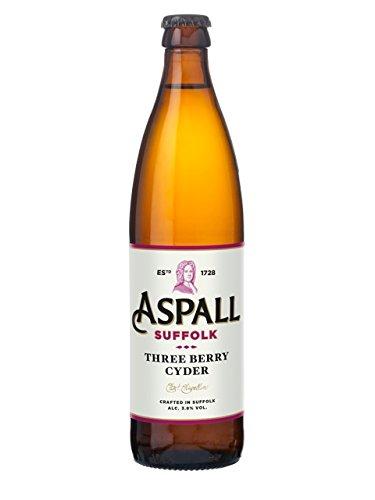 Aspall Three Berry Cyder EW (12 x 0.5 l)