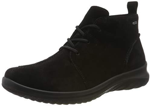 Legero Damen Softboot 4.0 Gore-Tex Sneaker, Schwarz (Schwarz 00), 39 EU (6 UK)