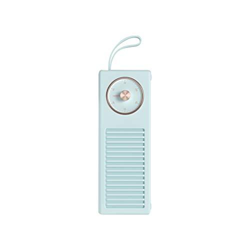 WFeieig Bluetooth Speaker Double Speaker Home Audio Mini Nostalgic Compatibility Mobile Computer Mini Stereo Best Gift