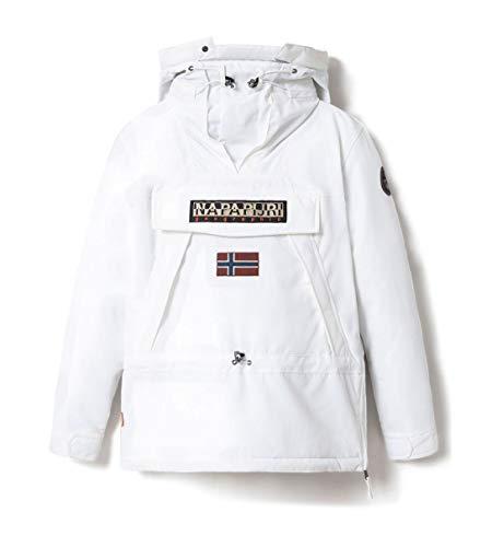 Napapijri Herren Jacke Skidoo 3 Code NP0A4EVJ002, Weiß X-Large
