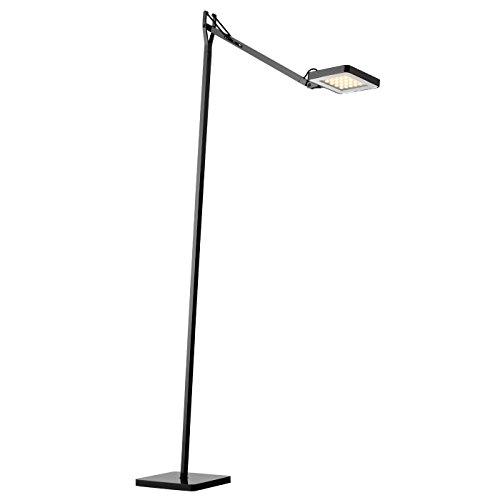 Flos Kelvin LED Floor Stehleuchte schwarz