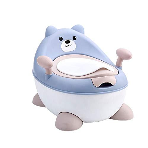 HONGYIFEI2021 플라스틱 베이비 화장실 탈착식 서랍 청소 휴대용 여행 재사용 가능한 어린이 포티 트레이닝(색깔 : 파란색)