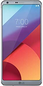 LG G6 32GB T Mobile Unlocked Android Phone w Dual 13MP Camera Ice Platinum product image