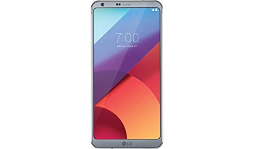 LG G6 H871 32GB GSM Unlocked (AT&T, T-Mobile) Android Phone w Dual 13MP Camera - Ice Platinum