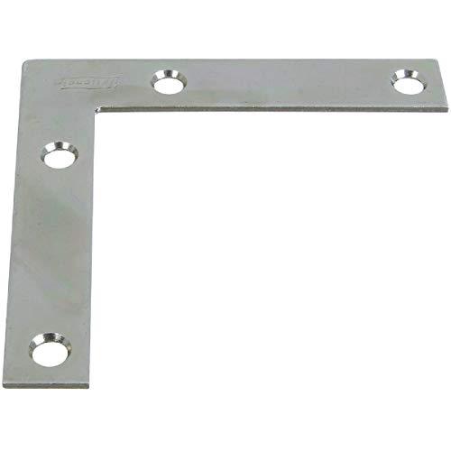 NATIONAL/SPECTRUM BRANDS HHI N114-025 3-1/2-Inch Corner Iron, 4-Pack