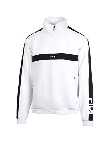 Fila Veste Coupe Vent Jona Woven Half Zip Blanc S (Small)