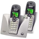 Audioline DECT 6500 Bundle schnurloses Telefon