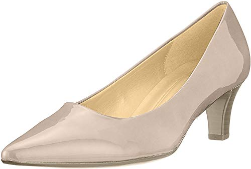 Gabor Shoes Damen Fashion Pumps, Beige (Sand), 40.5 EU