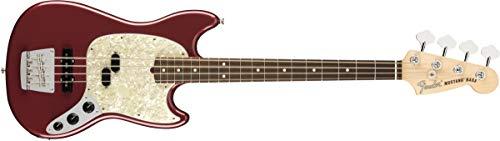 Fender エレキベース American Performer Mustang Bass®, Rosewood Fingerboard, Aubergine