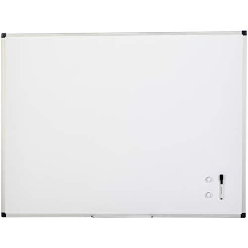 AmazonBasics Magnetic Framed Dry Erase White Board, 36 x 48 Inch