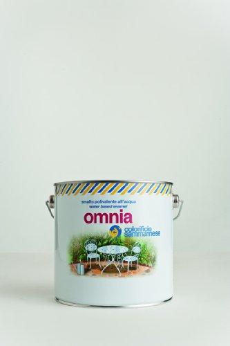 Colorificio Sammarinese Omnia Seta Bianco Lt. 0.75