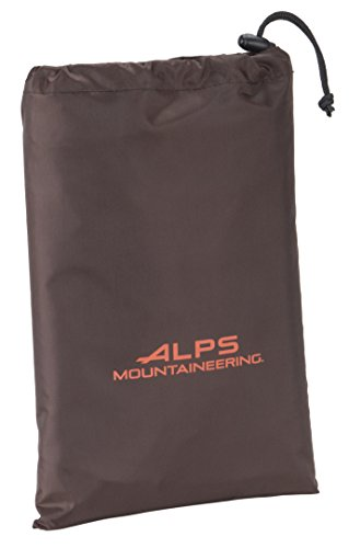 ALPS Mountaineering Lynx 1 Person Tent Floor Saver, Coal