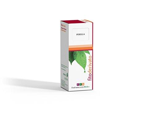 Fitofarmaceutica Soluzione Idroalcolica Secca Perilla - Flacone da 100 ml