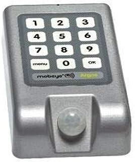 Mobeye Argos i200 - Alarmas y Accesorios para detectores (Remote Annunciator, Gris, 8 m, Litio, 3 V, CE): Amazon.es: Bricolaje y herramientas