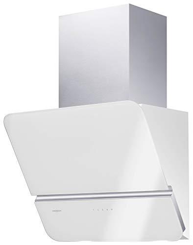 Oranier Signa 60 W - 8624 60 Kopffreihaube 60 cm Weiß Wandhaube Dunstabzug