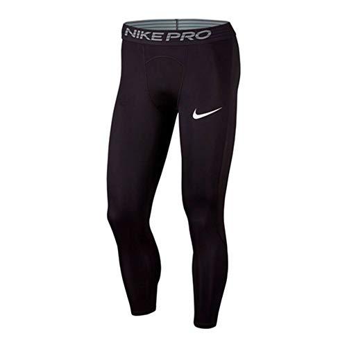 Nike Men's Pro Compression 3/4 Tights (X-Large) Black