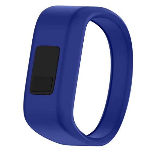 Voor Garmin Vivofit JR gordelband, Moeavan silicone sportbandjes klein groot accessoire armband voor Garmin Vivofit JR fitnesshorloge