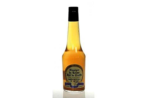 """Vinaigre de Reims - \""""Champagner Essig\"""", mit Jus von schwarzen Trüffeln, Soripa, 500 ml"""