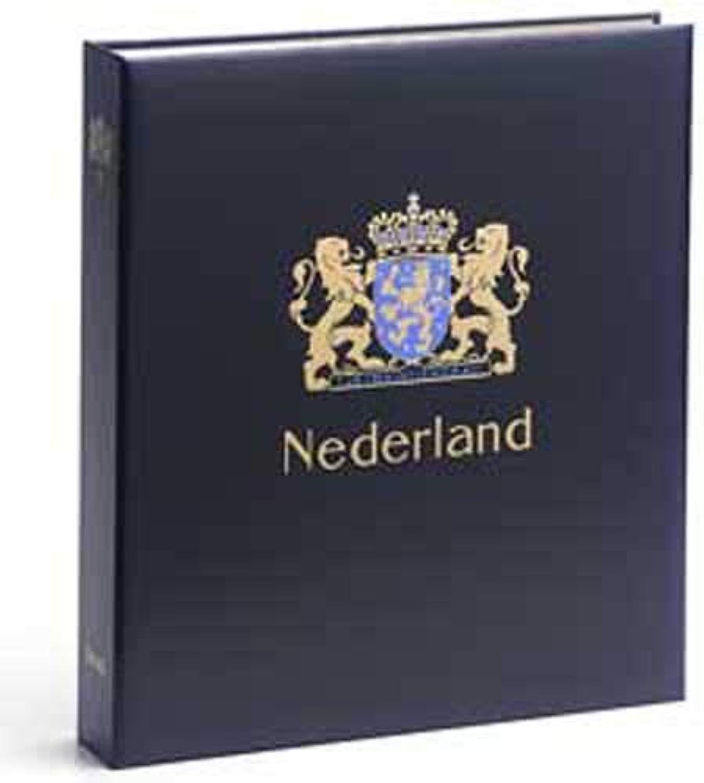 DAVO 145 Luxus Briefmarkenalbum Niederlande V