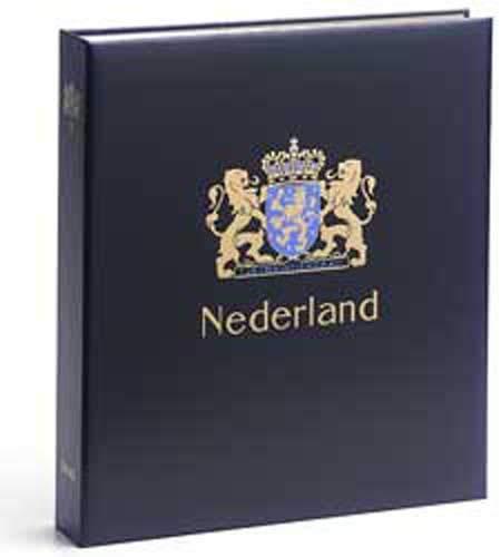 DAVO 10142 Luxe binder stamp album Netherlands VII