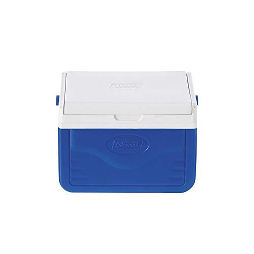 Coleman Kühlbox Fliplid 5, blau/weiß, 3000001275