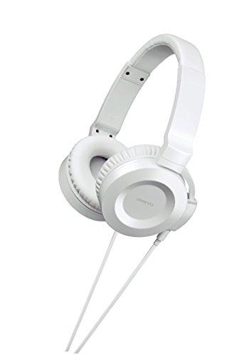 ONKYO オーバーヘッドタイプヘッドホン ホワイト ES-FC300(W)