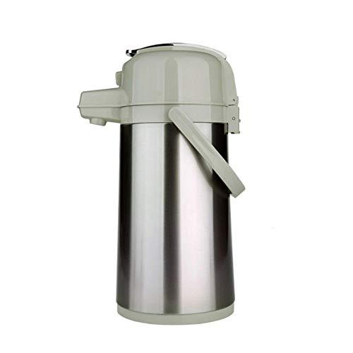 Jingyinyi Pneumatische waterkoker thermoskan, huishoudelijke waterfles glazen liner persen ketel, duurzaam