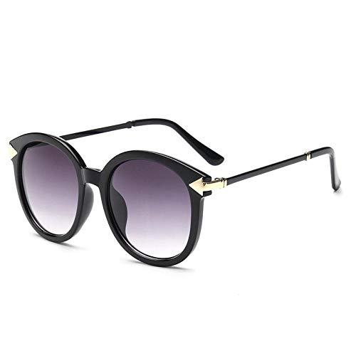 XIMAO Europese en Amerikaanse Retro Grote Frame Zonnebril Pijl Zonnebril Trend Zonnescherm Reparatie Gezicht Mode Straat Schieten Goggles