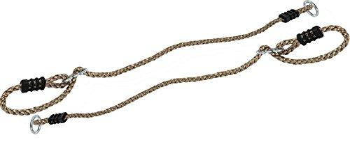 Lot de 2 cordes de rallonge pour siège de balançoire de 60-95 cm - Différentes longueurs - Corde PP 10 mm