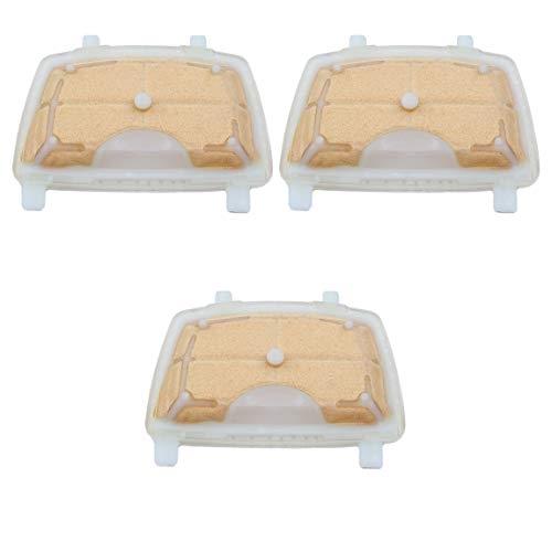 Haishine 3Pcs/lot Air Filter for STIHL MS171 MS181 MS211 MS 171 181 211 Chainsaw Parts #1139 007 1800