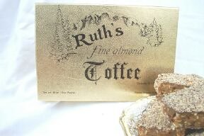 5 lb Ruth#039s Fine Almond Toffee