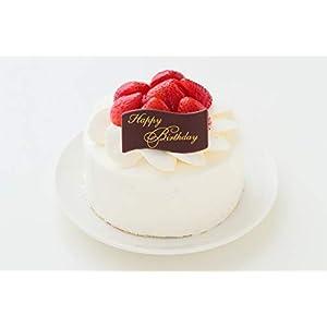 イチゴ生デコレーションケーキ 4号 12cm