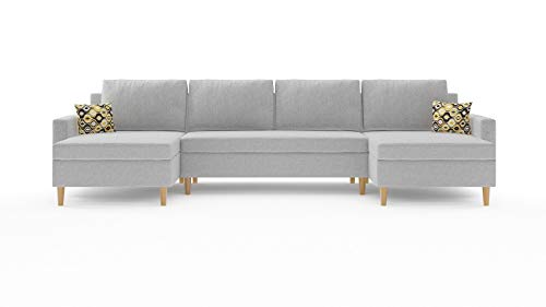 Ecksofa Couch –  günstig Sofini  Etna III kaufen  Bild 1*