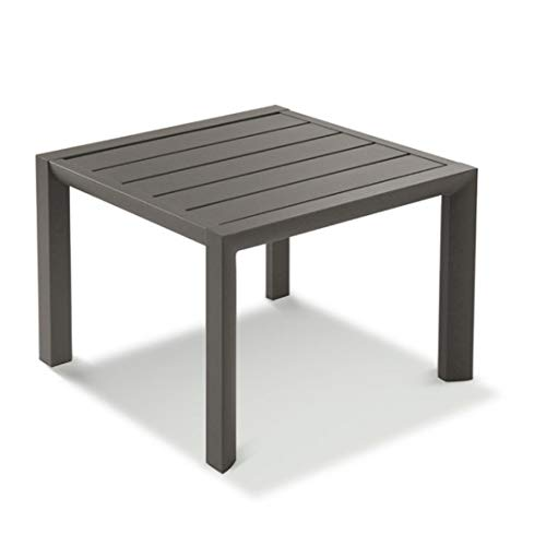 Table Basse de Jardin Sunset 50 cm en Aluminium