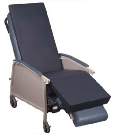 Fantastic Prices! Blue Chip Medical Geri-Gel Chair Overlay - 6200-NS-2770EA - 1 Each/Each