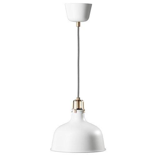 lampadario a sospensione ikea Ikea RANARP - Lampadario a sospensione