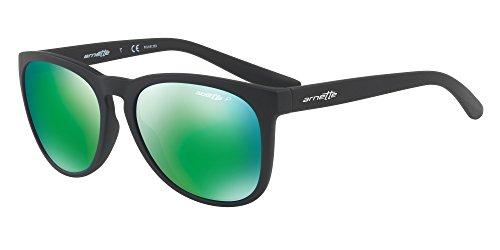 Arnette 0AN4227 01/1I 57 Gafas de sol, Negro (Matte Black/Polardarkgreymirrorgreen), Unisex Adulto
