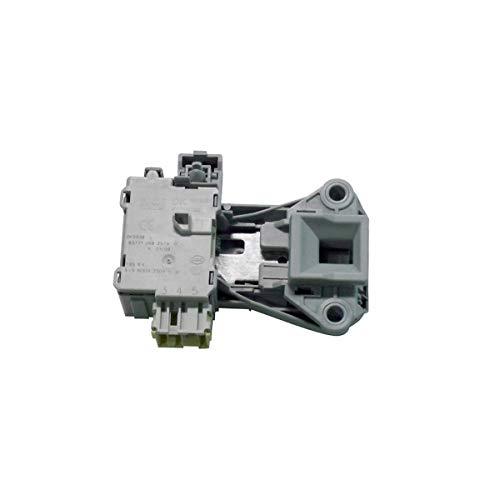Recamania Microinterruptor Puerta Lavadora AEG L87490FL, L76475FL, L76678WFL, L87480FL, L76495FL2, L7WB73 1328469026
