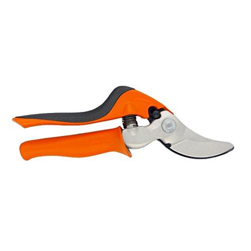 Bahco PG-R-M2-F BHPG-R-M2-F Sécateurs ergonomiques à poignée tournante, Multicolore
