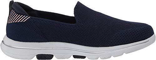 Skechers Go Walk - Tenis para mujer, Azul (Marino), 39 EU