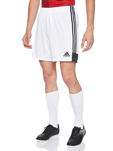 adidas Tastigo 19, Short Uomo, White/Black, M